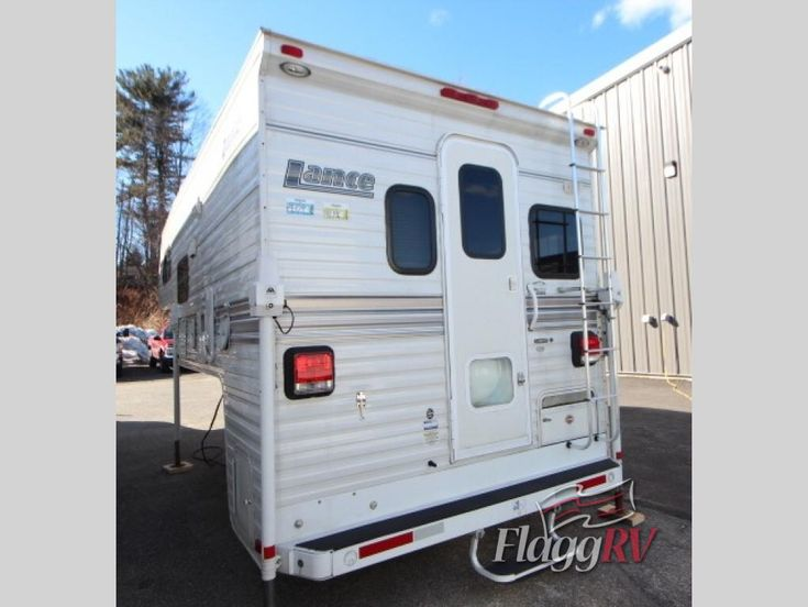2004 Lance 1030 Slide In Truck Camper Other At Flagg Rv W