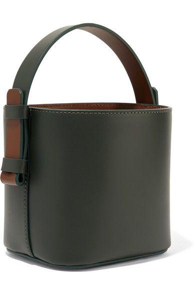 056fa987228 Nico Giani   Adenia mini leather bucket bag   NET-A-PORTER.COM ...