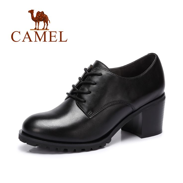 >> Click to Buy << Camel New Women's  Oxford Shoes Genuine Leather Casual Lace-up Women'S Flat Shoes  #Affiliate