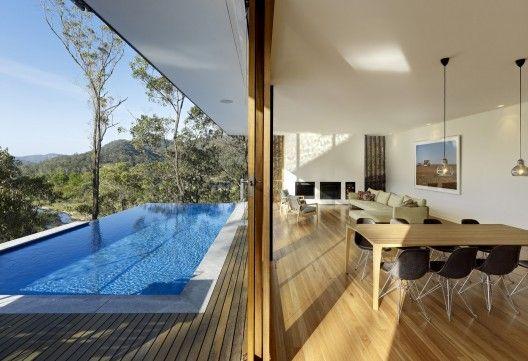 St Alban's House / Rory Brooks Architects - Hawksbury, Australia