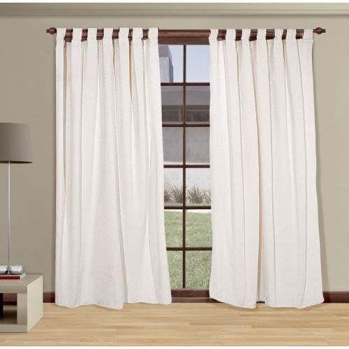 cortinas habitación rústica - Buscar con Google