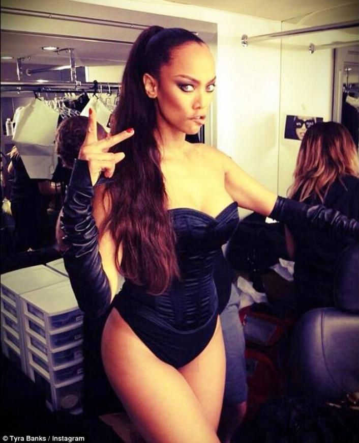 tyra banks victoria's secret - Google Search