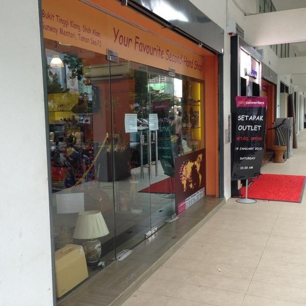 Thrift / Vintage Store in Setapak, Kuala Lumpur