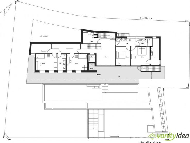 the house design