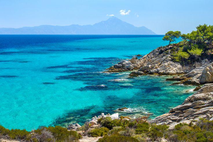 Sonne satt in Griechenland: 8 Tage Chalkidiki im 4* Hotel ab 446€ mit…