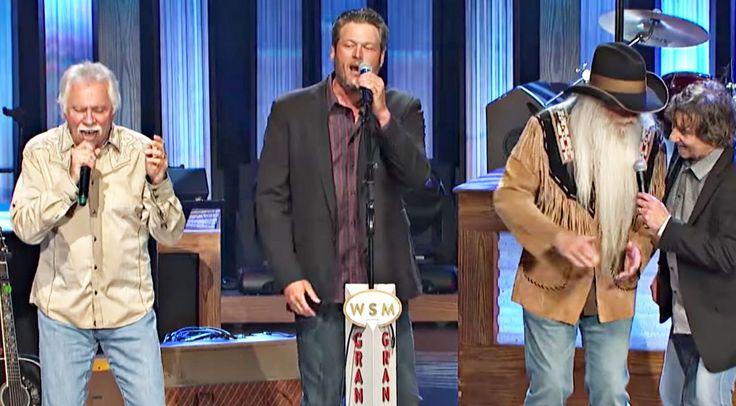 Country Music Lyrics - Quotes - Songs Oak ridge boys - Blake Shelton