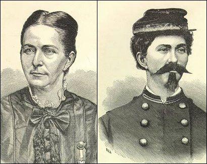 Loreta janeta Velazquez. MERIDIANOS: Las 600 mujeres soldado de la Guerra de Secesión