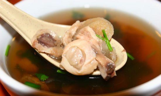 Суп бычий хвост