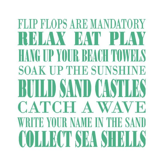 Sounds like a great time.. Ready for vacation? Vacation quotes, Caribbean quotes, beach sayings, inspiring quotations