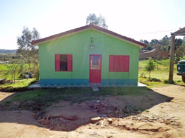 R-276 Chácara com 2 casas na Sanga Funda/Canguçu