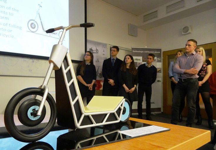 Projekt DESING+ propojil studenty fakult navzájem i s firmami