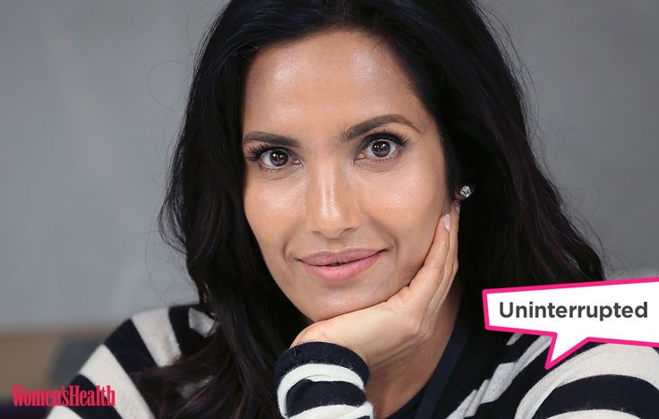 How Padma Lakshmi's Passion for Food Helps Her Through Life's Ups and Downs
