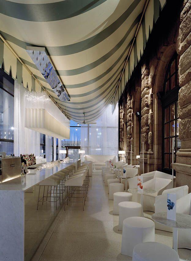 Operakällaren, Cocktail bar, Stockholm, Sweden, by Claesson Koivisto Rune