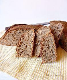 Di pasta impasta: Pane integrale con lievito madre