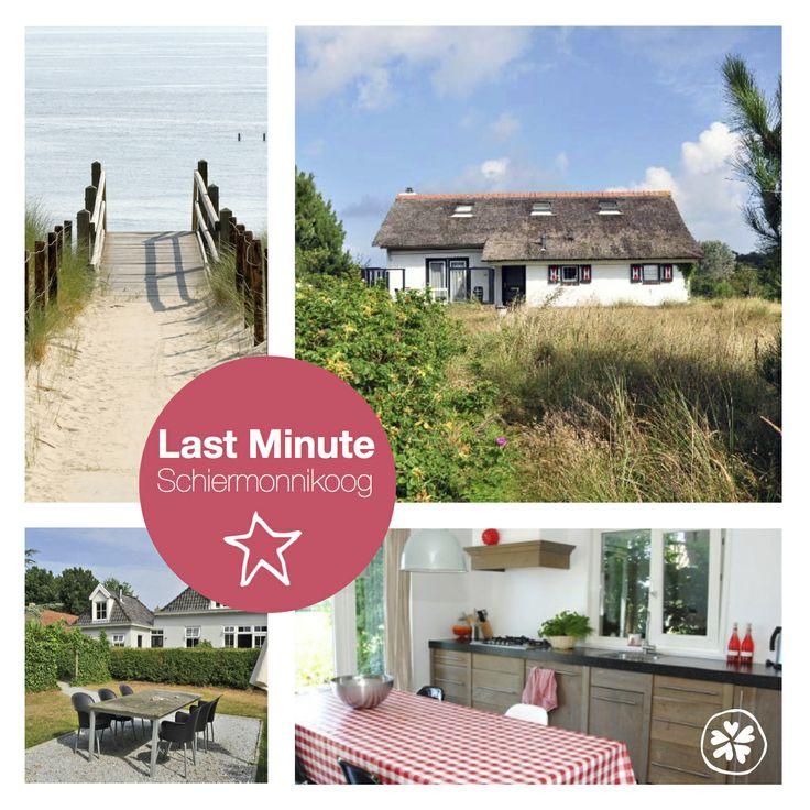 Niets beters dan een eiland voor het echte vakantiegevoel: Schiermonnikoog
