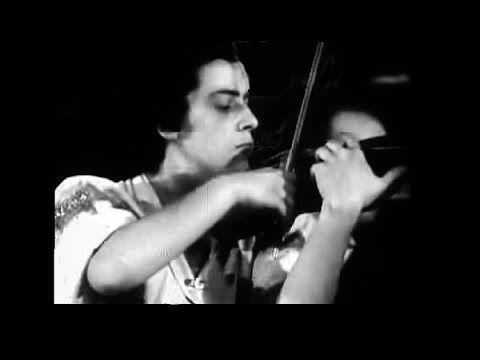 GINETTE NEVEU plays SIBELIUS, Violin Concerto Op. 47 in D minor (W. Suss...