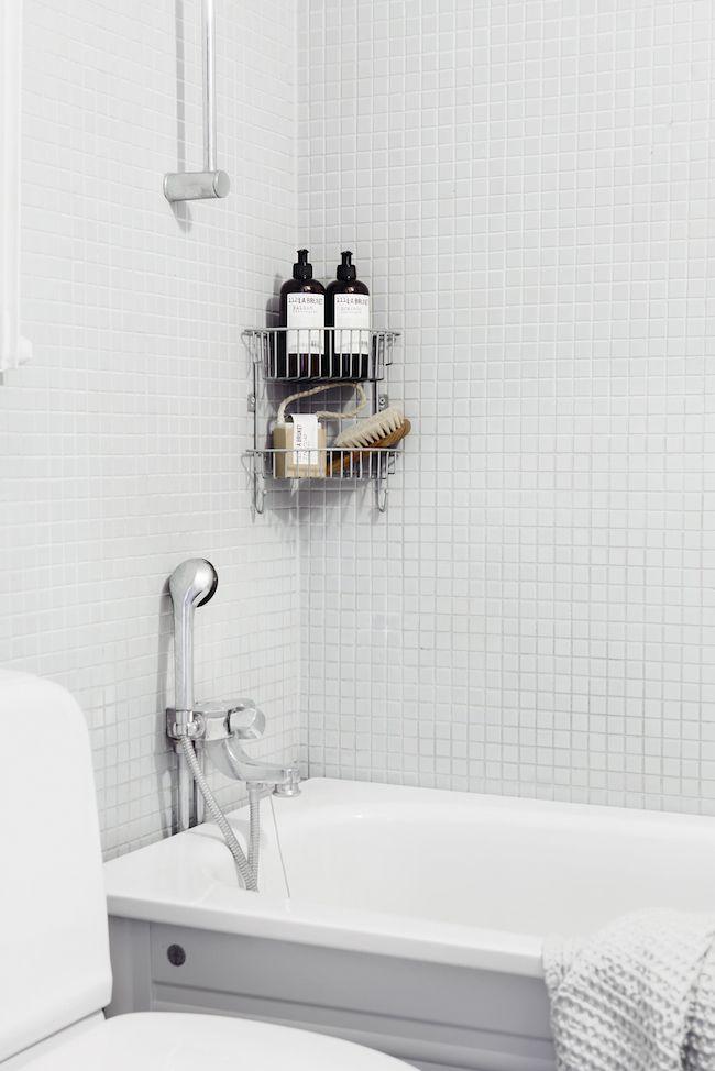 White tiles | Fantastic Frank [Original post in Swedish]