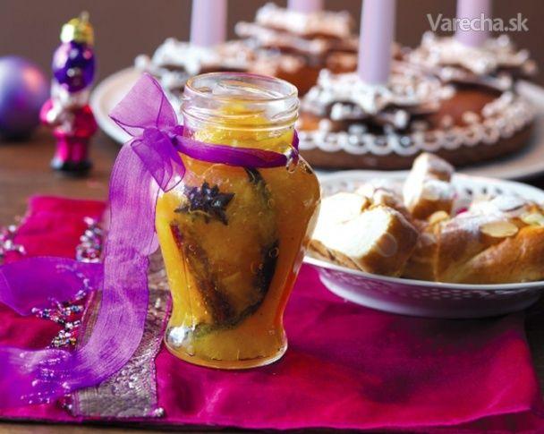 Adventná pomarančová marmeláda 4. adventná nedeľa