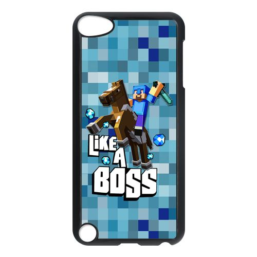 Minecraft Creeper Blue Diamond Sword Knight apple ipod 5 Touch case $16.89 #etsy #Accessories #Case #CellPhone #iPod5touch #hardcase #plasticcase #hardcover #games #minecraft #matrix #keanureaves #LikeABoss #blue #sword #knight #creeper #bluediamond