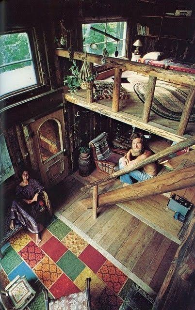 Wooninspiratie: De allerfijnste hippie huisjes | NSMBL.nl