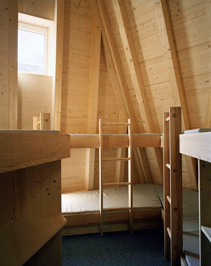 Neue Monte Rosa Hütte, Zermatt Bauherr: Schweizer Alpen-Club SAC, 2009