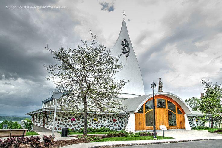 Église Saint-Nicolas, QC, Canada - Silvy Tousignant photographie