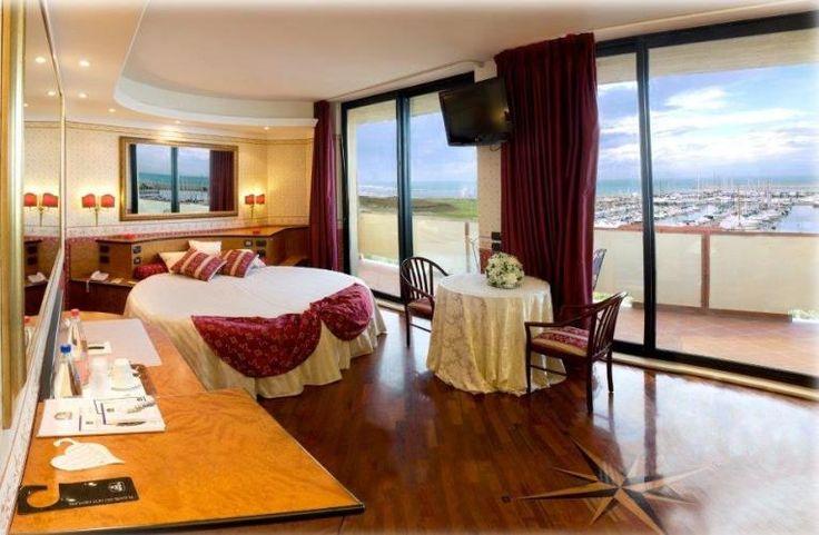Suite Room - BEST WESTERN David Palace Hotel - Ristorante Davide dal 1955 - Porto San Giorgio (FM), Marche
