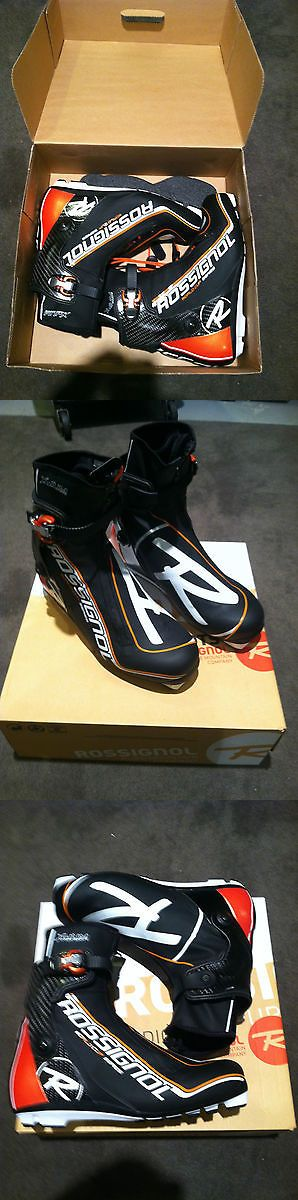 Boots 36266: Rossignol X-Ium Wc Skate Ski Boots Size Lvf 35.5 -> BUY IT NOW ONLY: $155 on eBay!