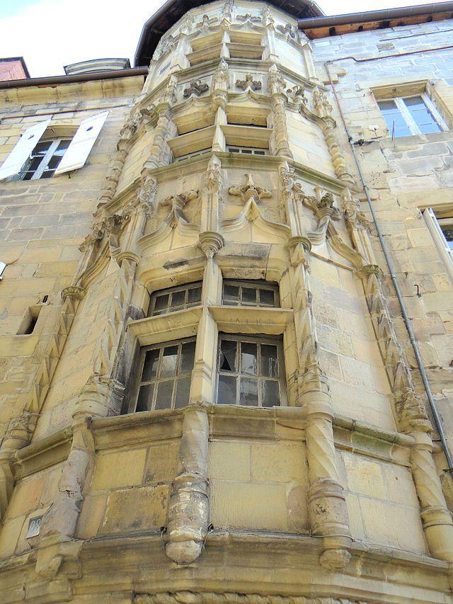 Maison dite Tour des Échevins. Brive-la-Gaillarde, Corrèze, Limousin,