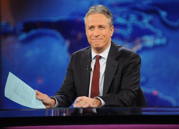 "Nearly 16 years after he took over from Craig Kilborn as host, Jon Stewart announced on Tuesday that he would be leaving The Daily Show. | 19 Reasons We'll Miss Jon Stewart On ""The Daily Show"""