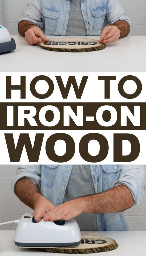 DIY Craft: I am so excited to share with you on How To Iron On Wood.
