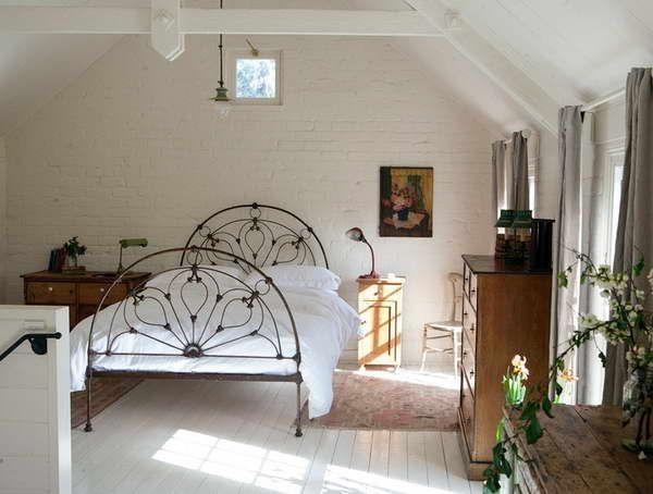Mer enn 25 bra ideer om Parisian style bedrooms på Pinterest ...