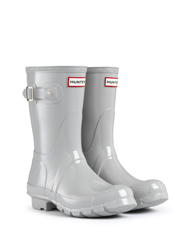 Original Short Gloss Rain Boots | Hunter Boot Ltd - might need boots for Seattle!