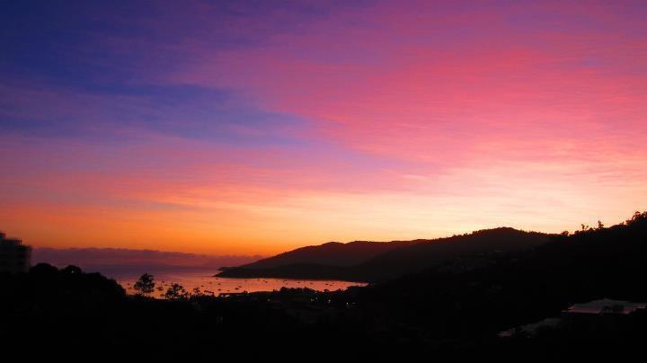 Sunrise Airlie Beach, Queensland, Australia