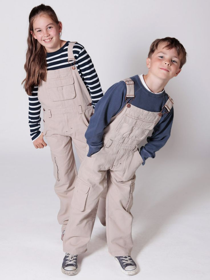USKEES cool #dungarees & #overalls for kids - available from Dungarees Online.