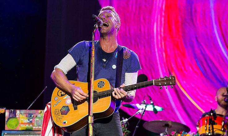 Live im Happel-Stadion - Coldplay kommen 2017 nach Wien - Kleine Zeitung