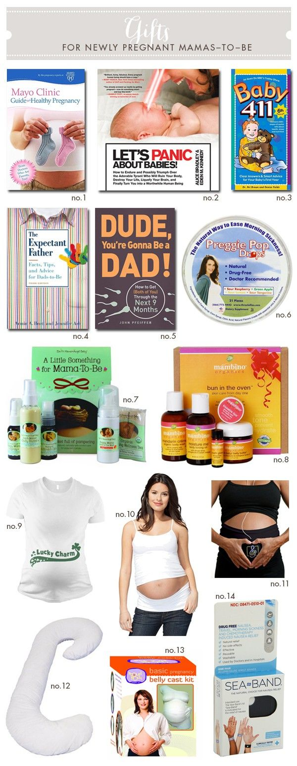 Gifts For Newly Pregnant Women 11