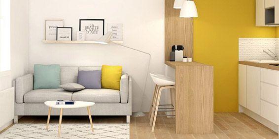 A todos nos gusta sentir que tenemos espacio suficiente para todo, especialmente cuando vivimos en un departamento o casa pequeña en que no podemos hacer mucho para ampliar los metros cuadrados disponibles. A continuación compartimos algunos datos para ganar espacio decorando...