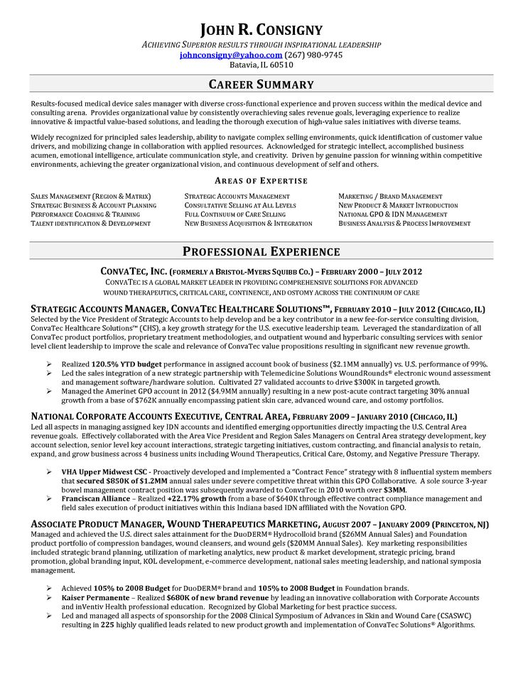Resume Writing Gallery Sales - Submission specialist