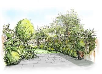 Garden Planting design in London | Roof Gardens London‎ | London Urban Roof Gardens‎ | Chelsea Flower Show | Landscape Designer London | Landscape Gardening in South London