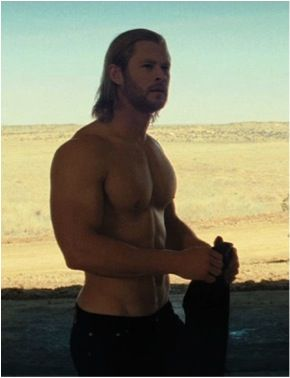 Fifty shades of Grey: CHRIS HEMSWORTH should play Christian Grey.Awesome Healthy Diet, Art Thor, Hot Bod, Chris Hemsworth, Christian Grey, Long Hair, Fifty Shades, Awesome Healthydiet, Hot Men