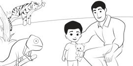 Activities become jehovah s friend amigos jehovah and for Jw coloring pages