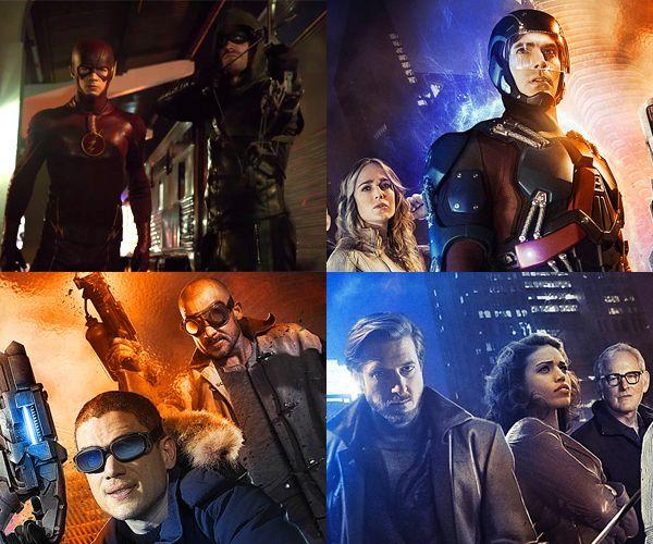 DC's Legends of Tomorrow (Trailer)