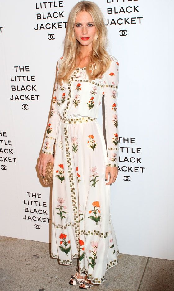 Poppy at The Little Black Jackets Event