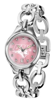 Northern Iowa Panthers Eclipse Ladies Watch with Mother of Pearl Dial: The Eclipse Ladies' watch from… #Sport #Football #Rugby #IceHockey