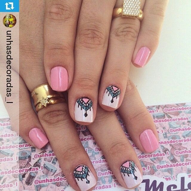 _viciadas_em_unhas's photo on Instagram