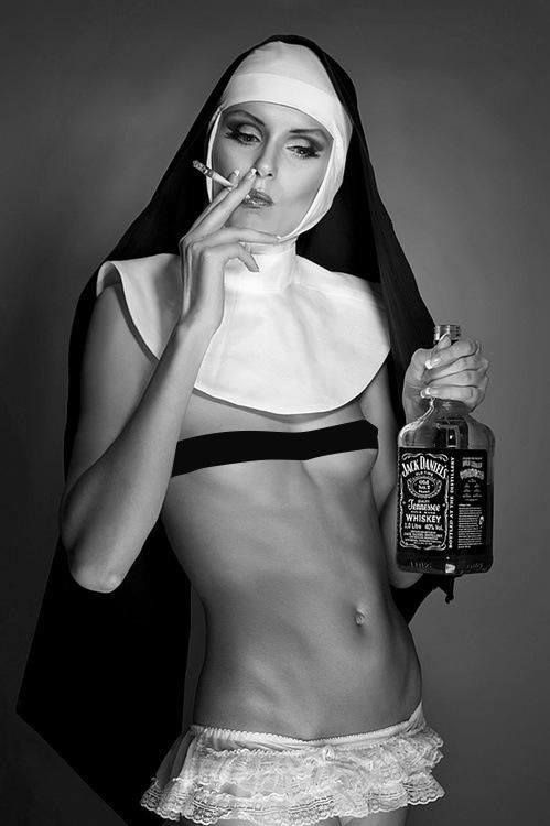 Naughty catholic nuns horror sex