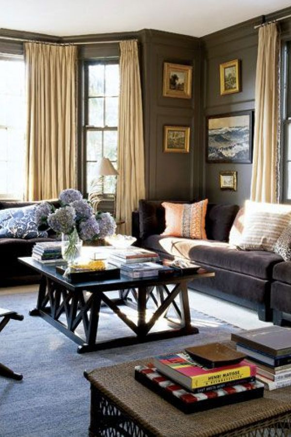 Black And Tan Living Room Decorating Ideas In 2020 Brown Living Room Bright Living Room Luxury Living Room #tan #and #brown #living #room #ideas