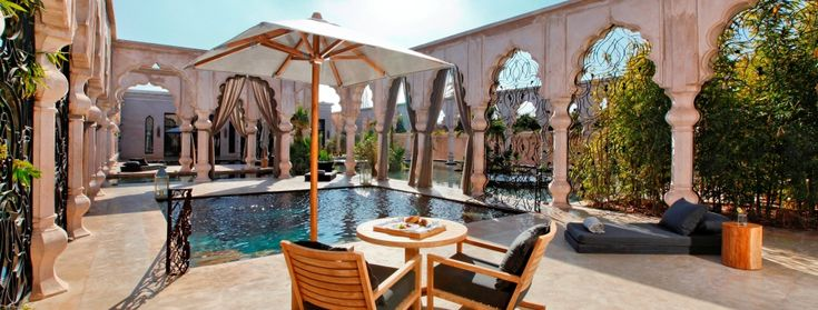 morocco luxury homes - Google Search