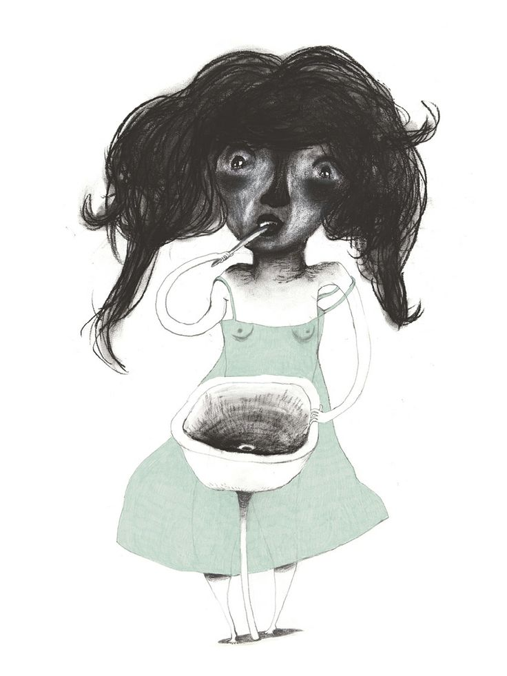 Morning - Illustration